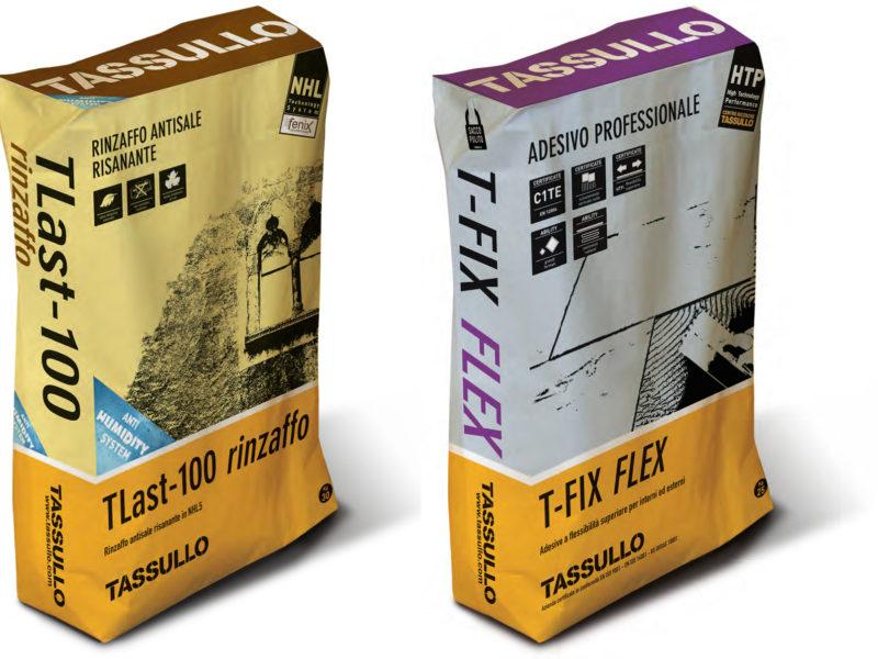 tassello packaging